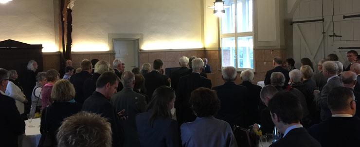 Der CDU Neujahrsempfang des Stadtverbandes Varel 2015